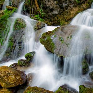 Vodopády Myrafalle