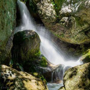 Vodopády Myrafalle II.