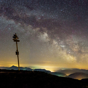 Mliečna dráha zo Stohu 28.5.2017