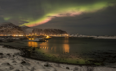Polarna ziara - Lofoty