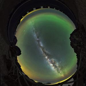 Airglow, La Palma