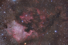 Hmlovina Severna Amerika, NGC700