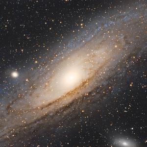 Galaxia Andromeda, M31