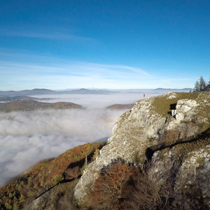 Inverzia na Folkmarskej skale