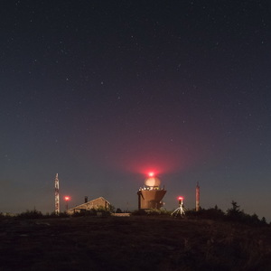 Polnočná Meteorologická stanica