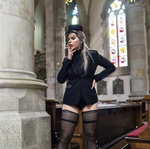 Chill in church