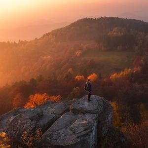 Jeseň na Sitne