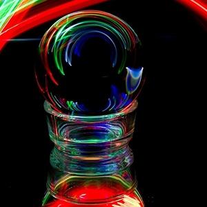 svetelné variácie 3