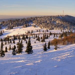 Kojšovka - panorama