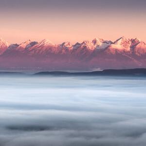 Tatry nad oblakmi