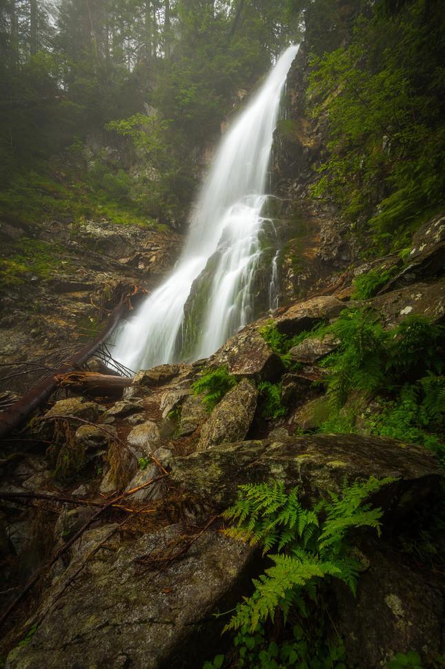 Roháčsky vodopáad