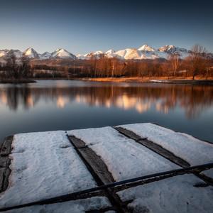 Rybník pod Tatrami