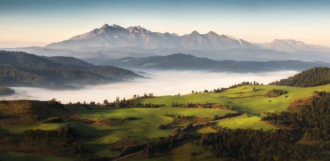 Ráno pod horami