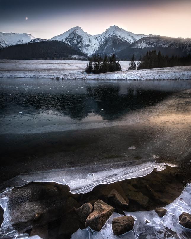 Zima v Ždiari