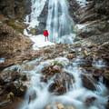 Selfie na Šútovskom vodopáde