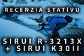 RECENZIA - Statív Sirui R-3213x + Sirui K30II