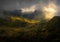 Horské okno