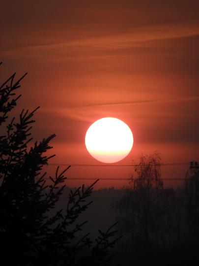 východ slnka 2