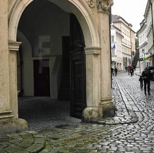 kláštor Klarisky