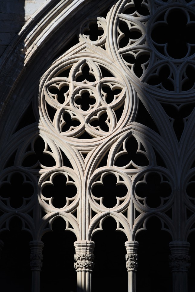 Stín katedrál