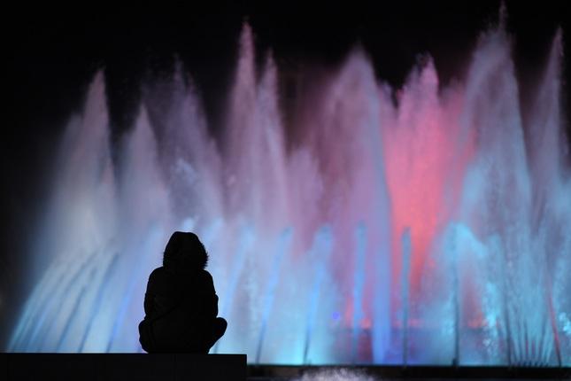 Ešte jedna fontánová
