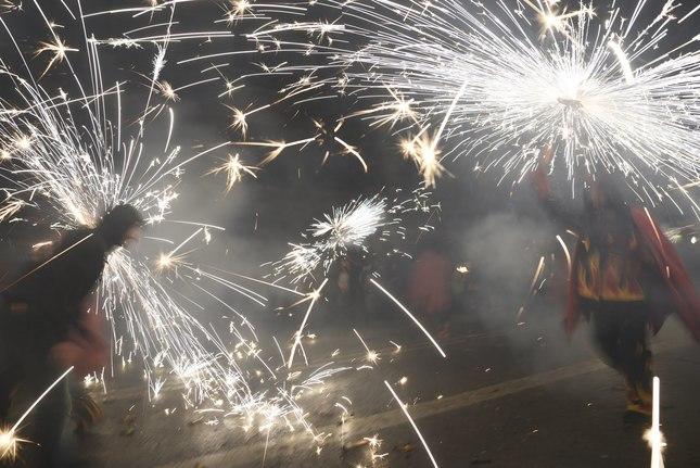 Pekelníci útočia ohňom