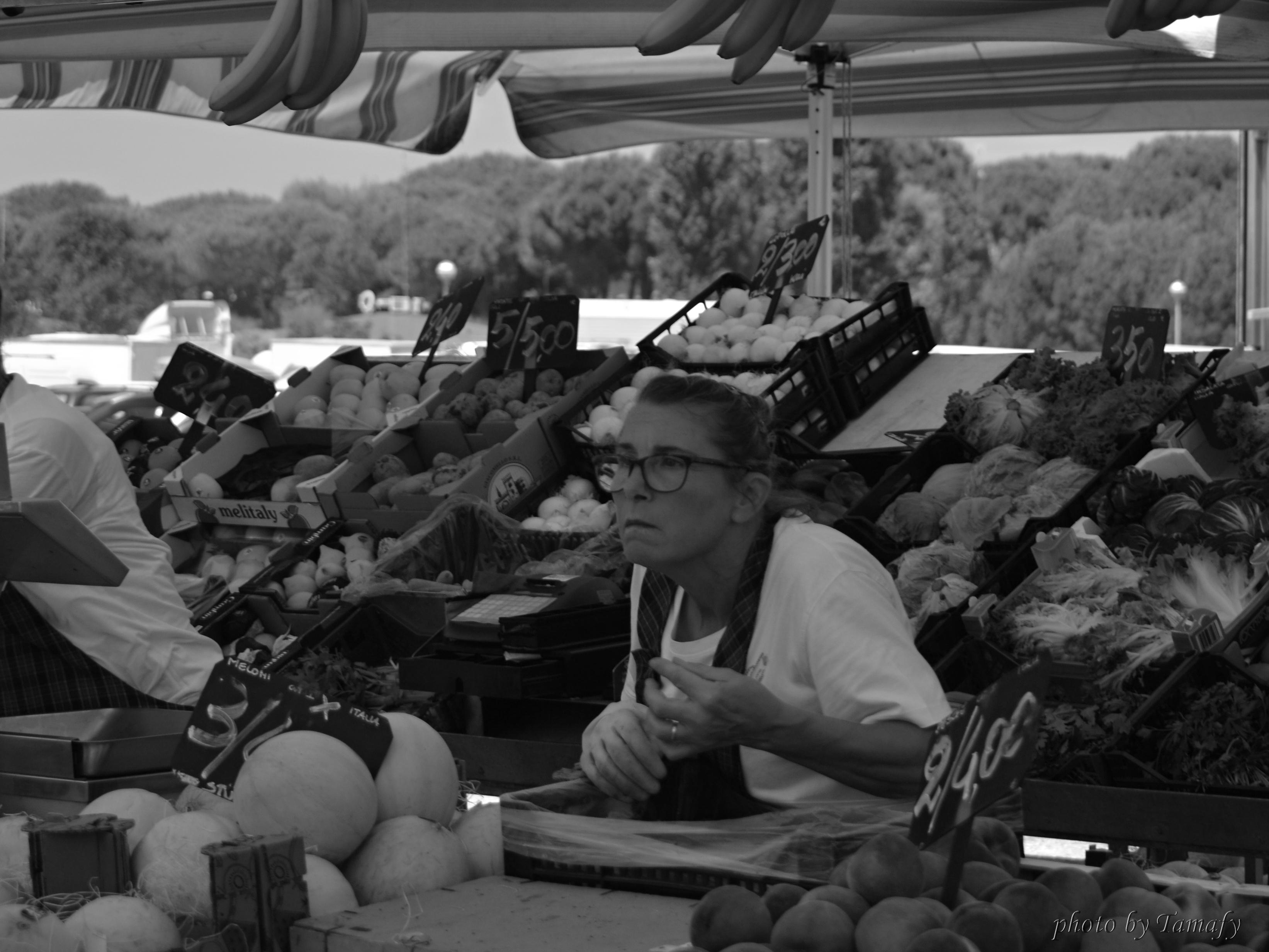 Na talianskom trhovisku