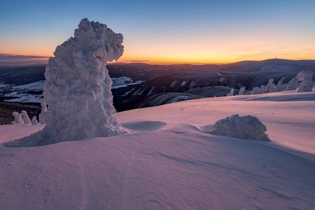 Maxipes Fík na horách