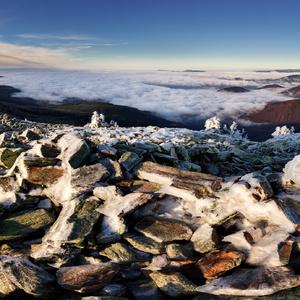 Výhledy z Břidličné hory
