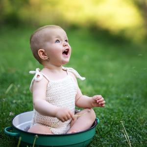 Detská radosť z púpavy