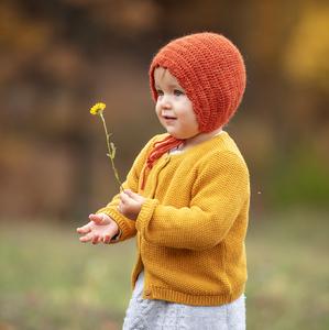 Jesenné dievčatko