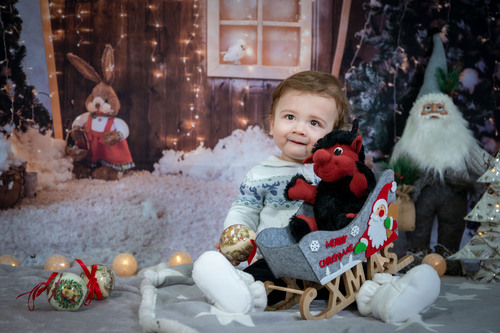 Vianočné fotenie
