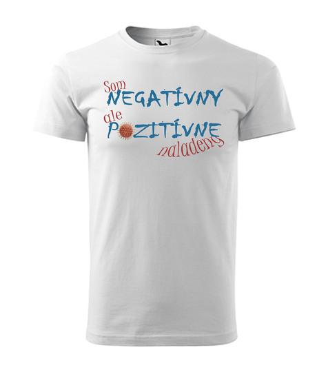 Som negatívny, ale pozitívne naladený