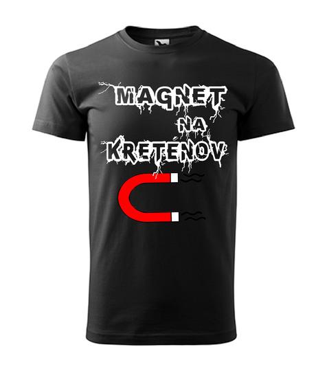Magnet na kreténov čierne 15€