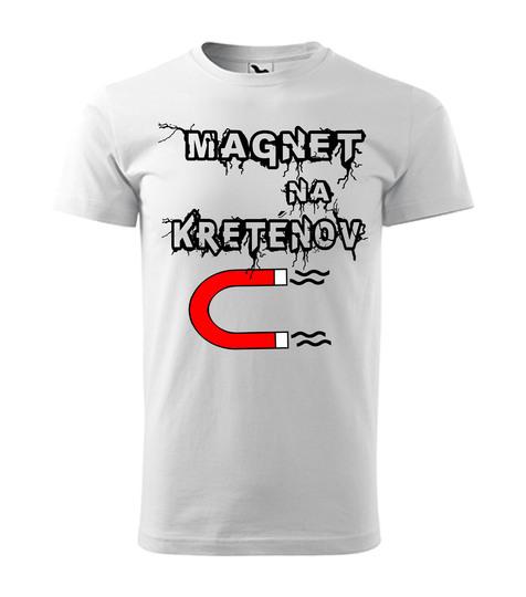 Magnet na kreténov biele 12€
