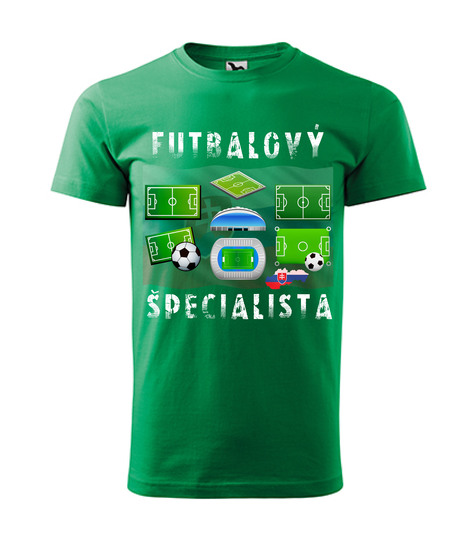 Futbalový špecialista 15€