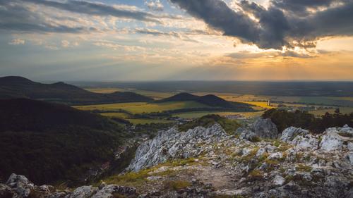 Pohľad z Kršenice