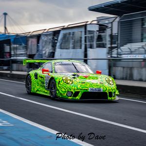911 GT3 R 2019