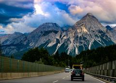 Cestou do Innsbrucku