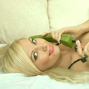 """Slečna"" na telefóne"