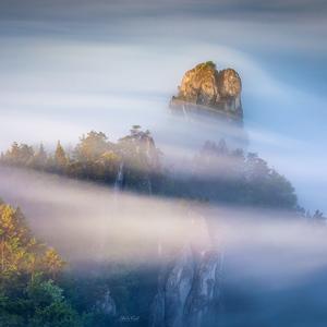 Pokoj na skalách...