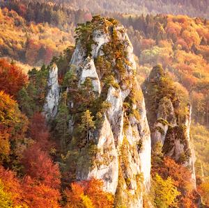 Čarovné Súľovské skaly...