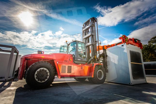 Výroba kontejnerů