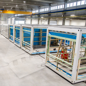 Výroba obytných kontejnerů