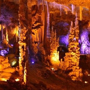 jaskyňa Avshalom/Soreq