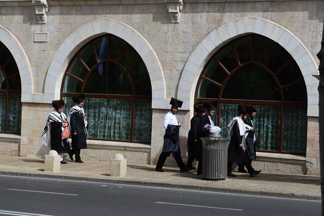 Šábes v Jeruzaleme