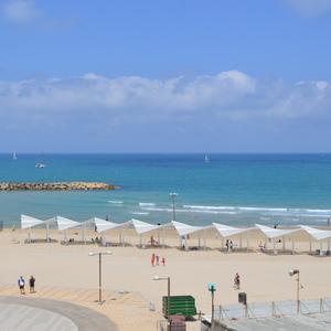 Morská pláž (Herzliya)