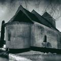 Neskororománsky kostol v Žehni z 13.storočia