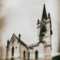 Kostol v Dobšinej, evanielický neskorogotický kostol z 15.st.