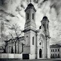 Gréckokatolícka katedrála Narod. presv. Bohorodičky v  Košiciach